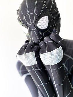Costume, Superhero, Spider-man, Bodysuit, Zentai
