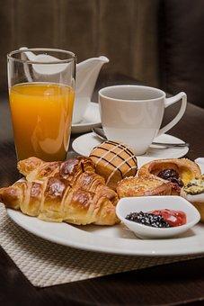 Breakfast At Caravelle Saigon, Buffet, Breakfast, Meal