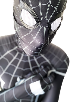 Costume, Superhero, Spider-man, Bodysuit, Zentai