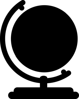 Icon, Globe, Earth, World, Symbol, Planet, Circle