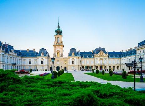 Keszthely, Hungary, Festetics, Closed Festetics