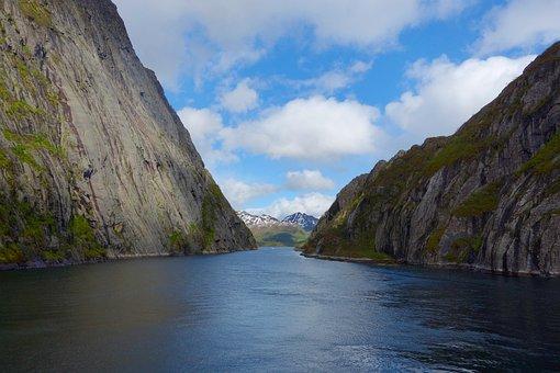 Troll Fjord, Norway, Lofoten, Nimbly Route, Gateway