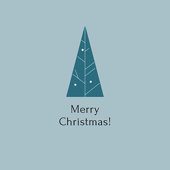 Merry Christmas, Card, Greeting Card, Postcard