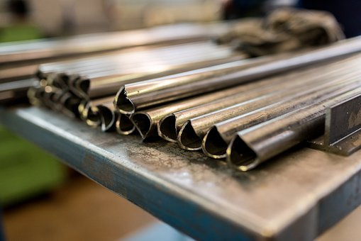 Stainless Steel, Pipes, Milling, Metalworking