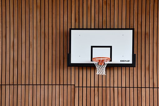 Basketball, Basket, Basketball Hoop, Basketball Ring