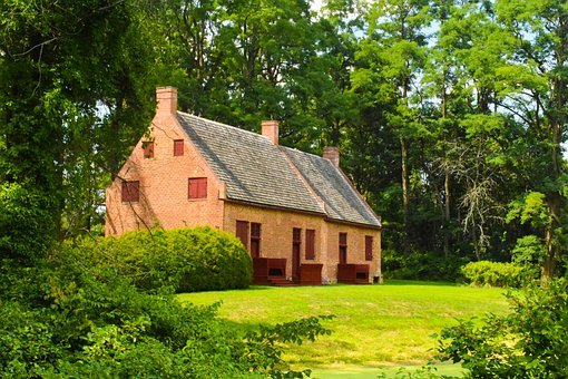 Cottage, Building, Farmhouse, Historic, Architecture