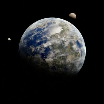Planet, Space, Universe, Exoplanet, Astronomy