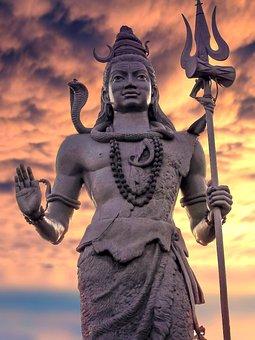 Mahadev, Hindu God, Hinduism, Shiva, Religion, India
