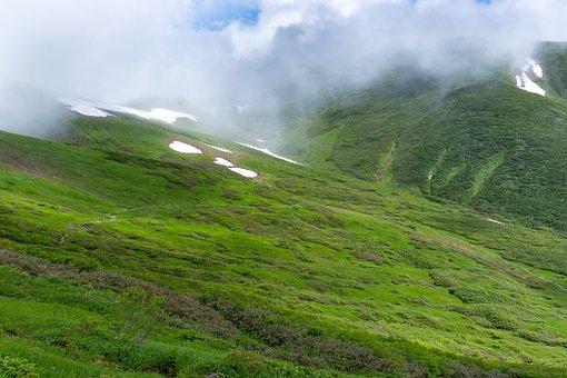 Mountainous Landscape, Mountain Range, Mountains