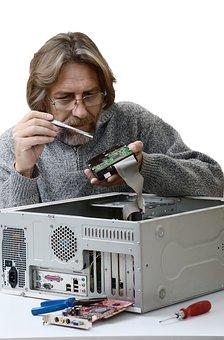 Technician, Repairing, Repairman, Engineer, Technology