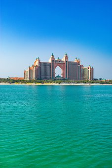 Atlantis The Palm, Dubai, Atlantis, Hotel, Landmark