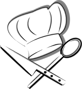 Cooking, Chef's Hat, Restaurant, Chef