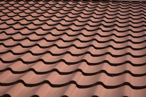 Roof, Roof Tiles, Clay Roof Tiles, Texture, Coating
