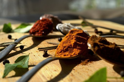 Spices, Pepper, Ingredient, Herbs, Food, Cooking