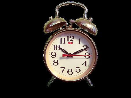 Clock, Analog Clock, Alarm Clock, Classic, Vintage