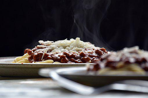Spaghetti, Pasta, Food, Meal, Tasty, Italian, Delicious