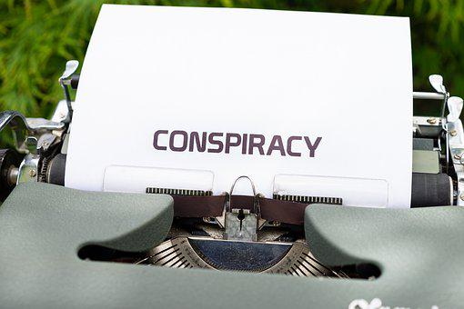 Typewriter, Paper, Conspiracy, Confidentiality
