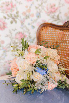 Bouquet, Flowers, Wedding Bouquet, Pink Flowers, Love