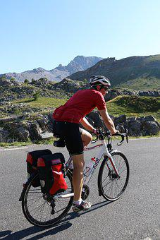 Cycling, Cyclist, Bicycle, Bike, Exercise, Active