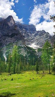 Mountains, Alpine, Landscape, Nature, Panorama
