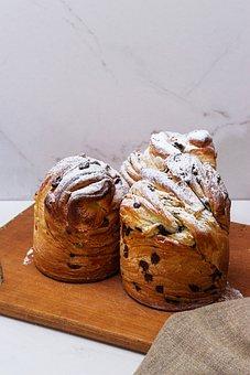 Baking, Bread, Raisin Bread, Easter, Nutrition