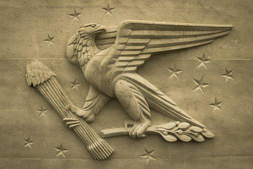 Eagle, Symbol, American Eagle, Usa, Emblem, Memorial
