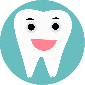 Tooth, Smiling, Icon, Medical, Mouth, Symbol, Health