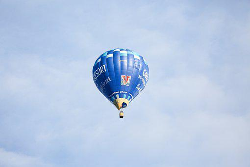 Hot Air Balloon, Balloon, Sky, Freedom, Flying, Dream