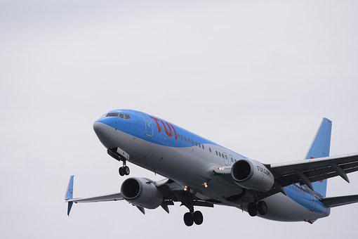 Aircraft, Airplane, Plane, Flight, Landing, Wings