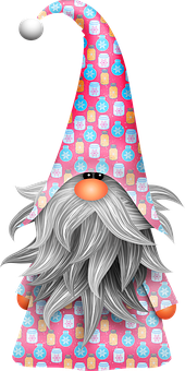 Scandia Gnome, Gnome, Imp, Bart, Gnome In Pajamas