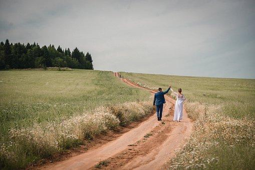 Happy Couple, Wedding Photography, Bride And Groom