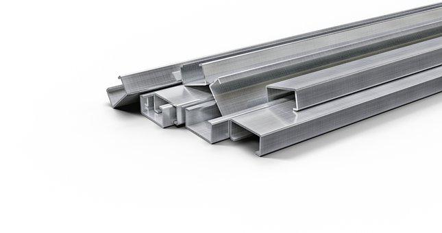 C-lipped Channel, C-channel, Metal Profiles