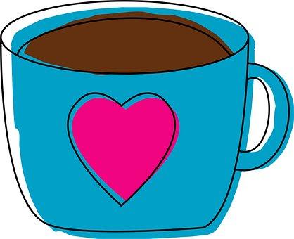 Coffee, Cup, Mug, Caffeine, Cappuccino, Breakfast