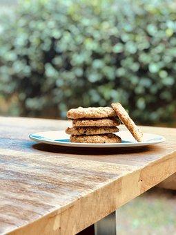Cookies, Biscuits, Snacks, Dessert, Food, Homemade