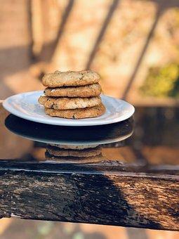 Cookies, Dessert, Food, Snacks, Gourmet, Homemade