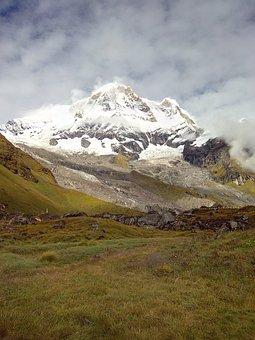 Peak, Nature, Mountain, Landscape, Adventure