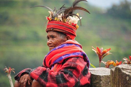 Philippines, Igorot, Mountains, Man, Old Man, Elderly