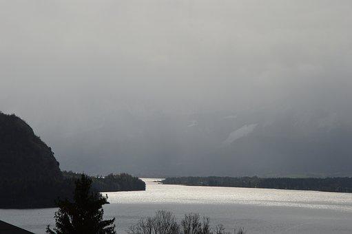 Lake Wolfgang, Lake, St Gilgen, Salzburg, Nature