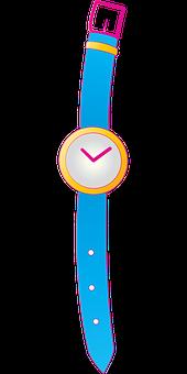 Wristwatch, Watch, Clock, Time, Wrist, Retro, Vintage