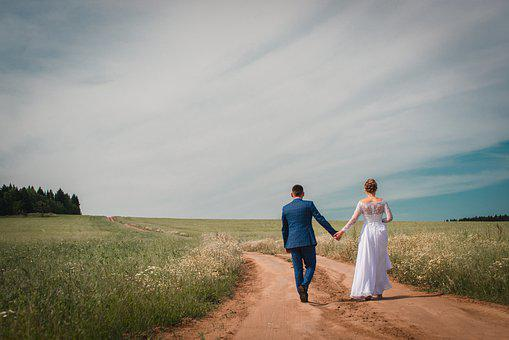 Happy Couple, Wedding Photography, Bride And Groom