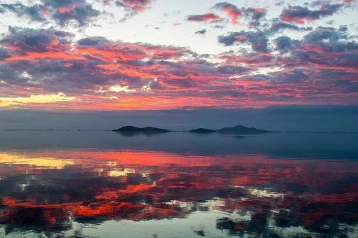 Lagoon, Saltwater Lagoon, Salty Lagoon, Coastal Lagoon