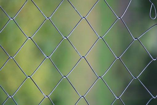 Fence, Chain Link Fence, Chain Link Fencing