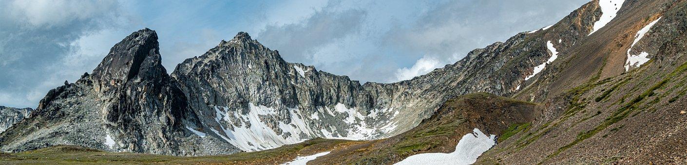 Mountains, Peak, Summit, Rocks, Altitude, Landscape
