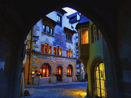 Rathauskeller, Zug, Switzerland, Restaurant