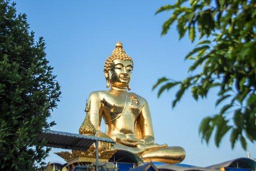 Sculpture, Statue, Monument, Symbol, Buddha, Big Buddha