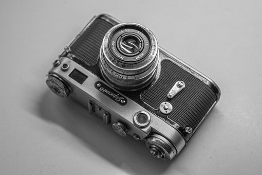Camera, Lens, Analogue, Focus, Film, Shutter, Manual