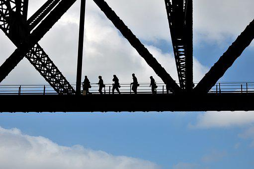 Sydney Harbour Bridge, Bridge, Structure, Landmark