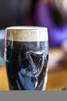 Beer, Drink, Beverage, Alcohol, Pint, Glass, Foam