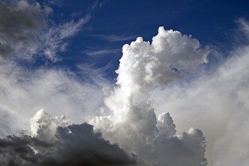 Clouds, Cloudscape, Sky, Cloudy Sky, Cumulus