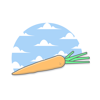 Carrot, Vegetable, Food, Harvest, Produce, Organic